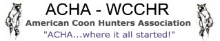 American Coon Hunters Association